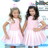 "British duo Sophia Grace, right, and Rosie, from ""The Ellen DeGeneres Show,""arrive at the Billboard Music Awards. Photo / AP"