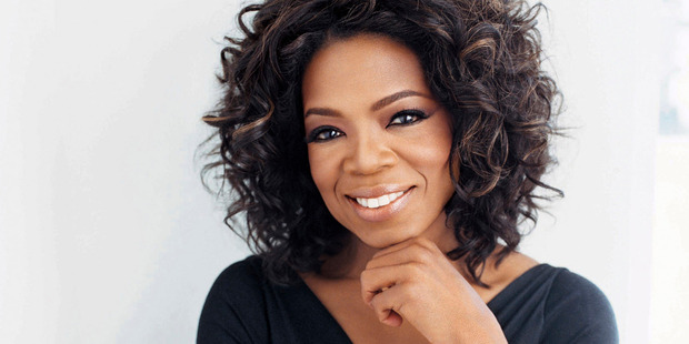 Oprah Winfrey has been named among the 100 Most Powerful Women in the world. Photo / Supplied