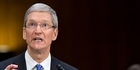 Apple CEO defends tax treatment