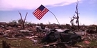 Watch: Tornado: Families begin returning to their homes