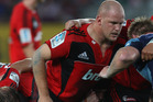 Rugby: Franks ruled out for Crusaders