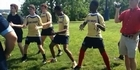 Haka taught to deaf rugby players