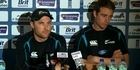 Watch: Cricket: Black Caps front the media