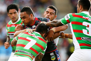 NRL: Five players earn extended Warriors' contracts