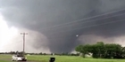 Watch:  Raw: New video of deadly Oklahoma Tornado 