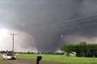 Raw: New video of deadly Oklahoma Tornado