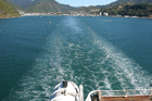 The ferry from Picton, a good base to explore the Marlborough Sounds.  Photo / Getty Images