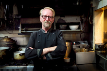 Tony Astle started work at 15 in Wellington as a waiter in the legendary Le Normandie. Photo / Natalie Slade