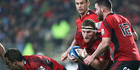 Captain Kieran Read gives direction and starch to the Crusaders. Photo / Getty Images