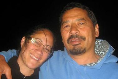Ivan Maheno was shot dead and his wife Carmen later died in hospital during an incident in Fairburn yesterday. Photo / Supplied