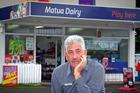 Matua Residents Association chair Richard Kluit. Photo / Andrew Warner