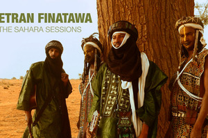 Etran Finatawa - The Sahara Sessions. Photo / Supplied
