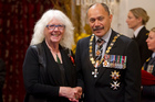 Restaurateur honoured for services to food industry