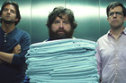 The Hangover Part III is the finale of the franchise, which now feels as stale as yesterday's popcorn. Photo / Supplied