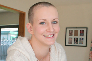 Brenna Nation had both breasts removed and a hysterectomy after finding she was carrying the BRCA2 cancer gene. Photo / Christchurch Star