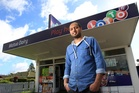 Matua Dairy manager Raj Sawraj has stopped stocking synthetic cannabis. Photo / John Borren