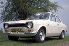 Ford Escort RS1600. Photo / Supplied