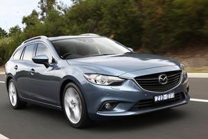 2013 Mazda6 wagon. Photo / Supplied