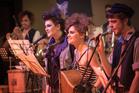 The Blackbird Ensemble. Photo / Supplied