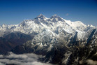 The mighty Mount Everest, Nepal. Photo / AP