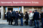 A Cyprus-type raid on KiwiSaver funds is not possible without a law change.  Photo / AP