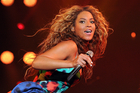 Jay-Z has told a radio DJ that the rumours about Beyonce's second pregnancy are not true. Photo / AP