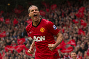 Manchester United's Rio Ferdinand was fined more than $80,000 over an ill-advised tweet. Photo / AP