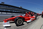 Scott Dixon will start at 16th position in this year's Indy 500. Photo / AP