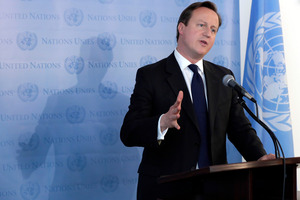 Conservative activists have called on Prime Minister David Cameron to heal divisions in the party. Photo / AP