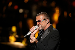 George Michael's horror crash
