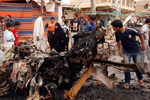 The overall level of violence in Iraq has increased markedly in recent weeks as al-Qaeda in Iraq gains in strength. Photo / AP