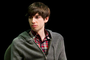 David Karp said he hopes teenagers don't look at his success as an excuse for leaving school. Photo / AP
