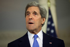 Secretary of State John Kerry. Photo / AP