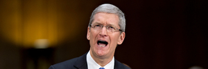 Apple's boss defends tax strategy during Senate grilling