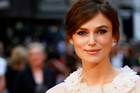 Keira Knightley's eyebrows are a favourite with expert Justin Fullerton. Photo / AP