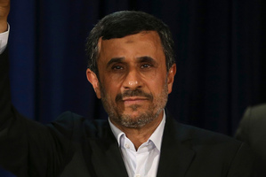 Iranian President Mahmoud Ahmadinejad. Photo / AP