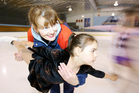 Rosanna Blong ex-NZ champion ice skater and now a coach. Photo / The Aucklander