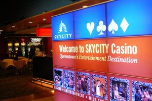 SkyCity is looking at expanding and enhancing the company's activities in Queenstown. Photo / APN