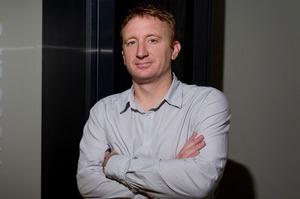 Netsafe chief executive Martin Cocker. Photo / Sarah Ivey