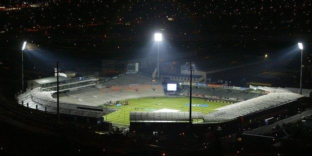 Carisbrook Stadium in Dunedin. Photo / Mark Mitchell