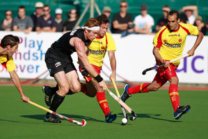 Hockey: Black Sticks fall to Korea