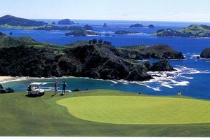 Kauri Cliffs in Matauri Bay, Northland, is among the finest courses in the country. Photo / Supplied