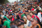 The staging of a Volvo Ocean Race stopover, a world triathlon championship and the V8 Supercars at Pukekohe have made Auckland a more vibrant city. Photo / Greg Bowker