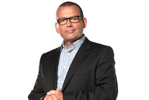 Paul Henry jets out on Friday with his daughter Lucy. Photo / Supplied