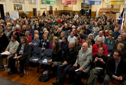 Meetings involving hundreds of residents have been united in opposing the council's proposals on apartments. Photo / Brett Phibbs