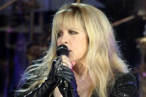 Stevie Nicks. Photo / David Fairey