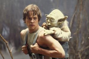 Mark Hamill as Luke Skywalker in The Empire Strikes Back. Photo / Supplied