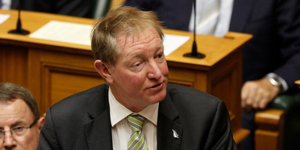 Local Government Minister Nick Smith. Photo / Mark Mitchell