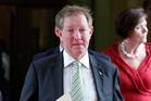 Minister Nick Smith. Photo / Mark Mitchell