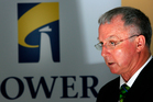 A major shareholder believes unless Tower boss Rob Flannagan comes up with a strong strategy the firm will be vulnerable to a takeover. Photo / Martin Sykes